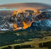 Phát hiện ngọn lửa ngầm cháy 5.500 năm không ngừng nghỉ