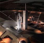 Video: Hành trình của tên lửa vũ trụ mạnh nhất thế giới