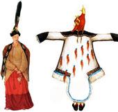 Phục chế tượng bán thân của trinh nữ băng 2500 tuổi
