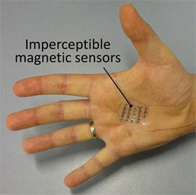 Trình làng thiết bị giúp người có siêu giác quan thứ 6