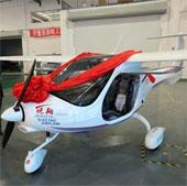 Máy bay điện đầu tiên của Trung Quốc