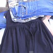 Tuyệt chiêu đóng gói quần áo không nhăn, nhàu
