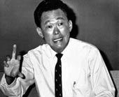 Chùm ảnh cuộc đời và sự nghiệp cựu Thủ tướng Singapore Lý Quang Diệu