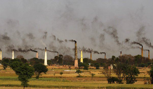 New Delhi - thành phố ô nhiễm nhất thế giới