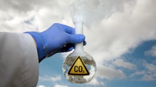 Biến khí thải CO2 thành pin năng lượng