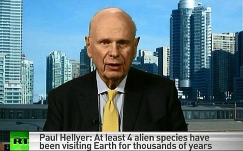 """Cựu bộ trưởng Canada: """"Người ngoài hành tinh có thật"""""""