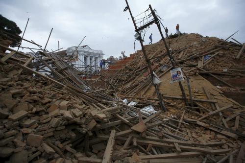 Vì sao động đất ở Nepal có sức công phá lớn?