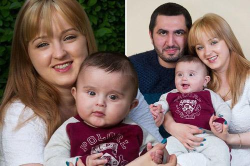 """Em bé được """"thiết kế"""" gene đầu tiên ở châu Âu"""