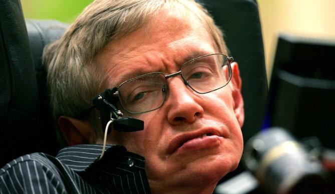 Stephen Hawking từng muốn được chết nhân đạo