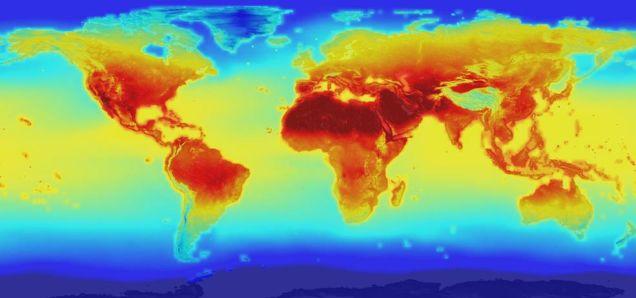 Trái Đất sẽ còn tăng thêm tới gần 6 độ C vào năm 2100