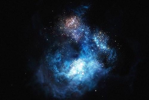 Phát hiện những ngôi sao cổ nhất vũ trụ ?