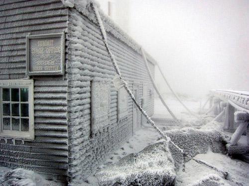 Khám phá nơi có thời tiết xấu nhất thế giới