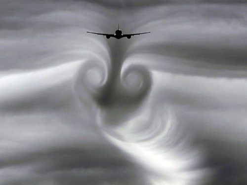 Ấm lên toàn cầu đe dọa an toàn của các chuyến bay