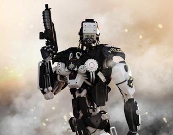 """Ông hoàng vật lý Stephen Hawking cảnh báo """"robot giết người"""""""