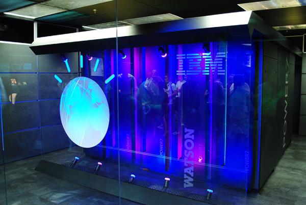 Siêu máy tính Watson giúp tổng hợp các thông tin bệnh án nhanh hơn