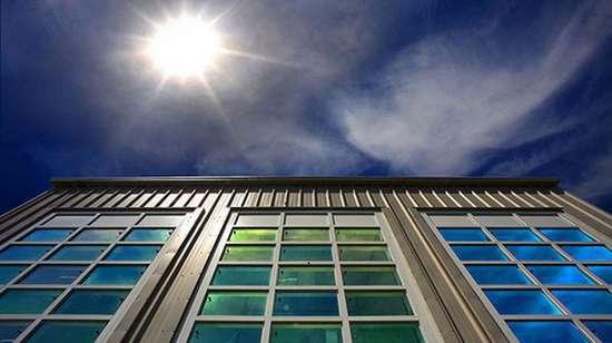 """""""Cửa sổ thông minh"""" kiểm soát ánh sáng và nhiệt bên trong tòa nhà"""