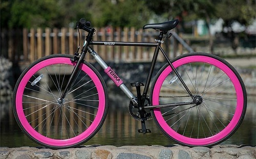 Xe đạp chống trộm đầu tiên trên thế giới