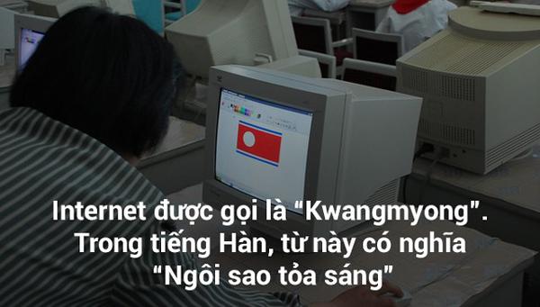 Bất ngờ với mạng Internet có 1-0-2 ở Triều Tiên