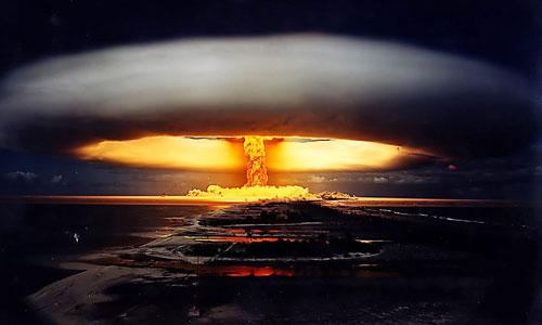 Siêu bom hạt nhân có sức nổ kinh hoàng nhất thế giới