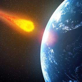 Sáu thiên thạch bay về Trái Đất kéo theo sự hủy diệt loài người?