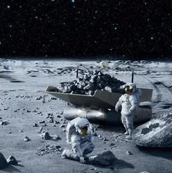 Khoáng sản ngoài vũ trụ: Ngon nhưng khó ăn