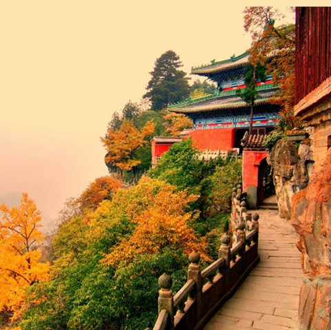 3 địa danh tuyệt đẹp được kể trong kiếm hiệp Kim Dung