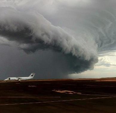 Những vùng hút gió bão trên Trái Đất