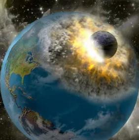 Thiên thạch lớn cỡ nào mới có thể quét sạch sự sống trên Trái Đất?