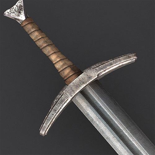 Gươm báu Viking 1.200 tuổi phát lộ dưới cổ đạo