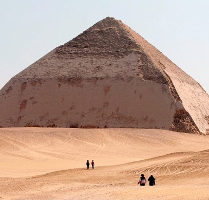 """Ai Cập khởi động dự án """"soi chụp"""" kim tự tháp bằng máy quét radar"""