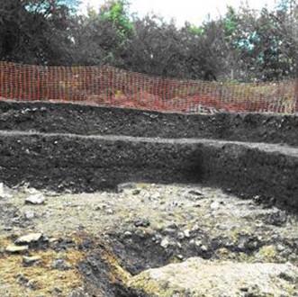 """Phát hiện ngôi nhà """"sinh thái"""" 6.300 năm tuổi gần Stonehenge"""