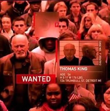 Nhận diện khuôn mặt tội phạm trên phim ảnh là hoang đường?