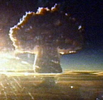Vụ nổ bom nguyên tử lớn nhất thế giới 54 năm trước