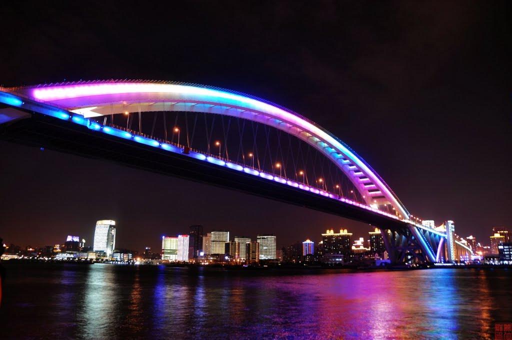 Những cây cầu ấn tượng trên thế giới
