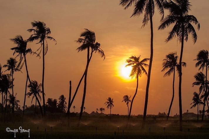 Chiêm ngưỡng vẻ đẹp bình minh trên mọi miền tổ quốc