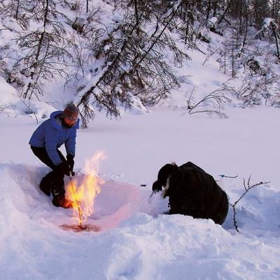 Mỗi năm Nga mất đi hơn 450km2 lãnh thổ vì biến đổi khí hậu