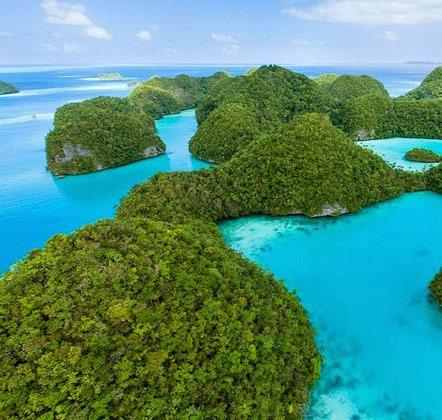 Quần đảo Rock - Palau