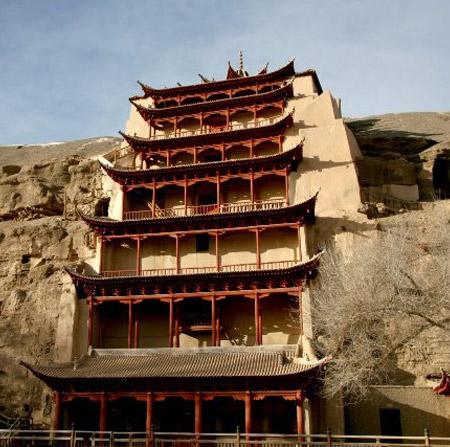Hang đá Mạc Cao - Trung Quốc