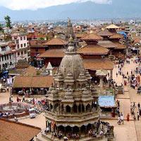 Thung lũng Kathmandu - Nepal