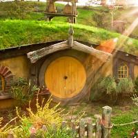 Cozy: Nhà kiểu modun mô phỏng kiểu nhà thấp bé của người Hobbit
