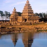 Quần thể kiến trúc Mahabalipuram - Ấn Độ