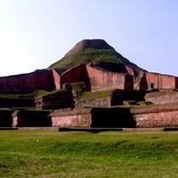 Tàn tích của Phật Giáo tại Paharpur - Bangladesh