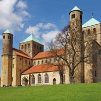 Nhà thờ St Mary và St Michael tại Hildesheim - Đức