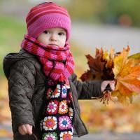 Giữ ấm cho trẻ sơ sinh đúng cách vào mùa đông