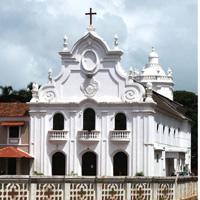 Nhà thờ và Tu viện ở Goa - Ấn Độ