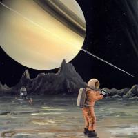 Sự sống có thể tồn tại trên mặt trăng của sao Thổ