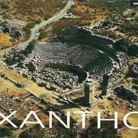 Thủ đô Xanthos và khu khảo cổ Letoon