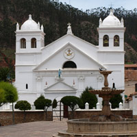 Thành phố lịch sử Sucre