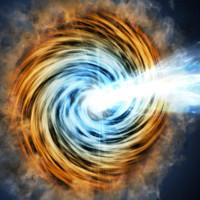 Tia gamma mang siêu năng lượng đến từ bên kia vũ trụ