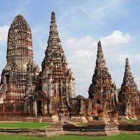Thành phố lịch sử Ayutthaya